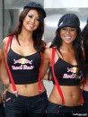 Sexy bikers: le Red Bull girls di Indianapolis