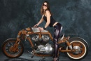 Sexy Bikers: Ruriders girls da Mosca!