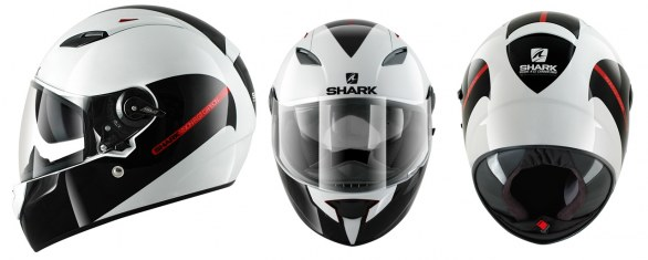 casco integrale shark vision r gt carbon 2013. Black Bedroom Furniture Sets. Home Design Ideas