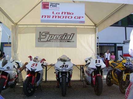 Stand Special al Yamaha Fest