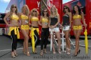 Summer Paddock Girls by Silvio Tosseghini - Part 2