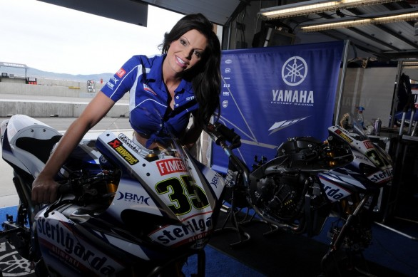 Superbike 2010 - Paddock Girls di Salt Lake City