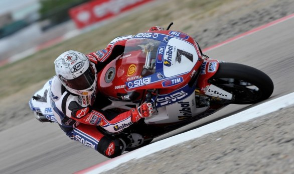 Superbike 2012 - Miller - Qualifiche