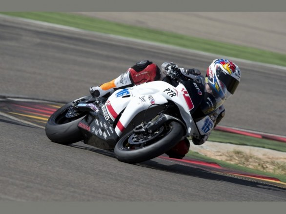 Supersport 2012 - Aragon