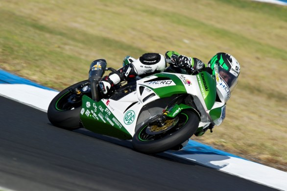 Supersport 2012 - Test Phillip Island