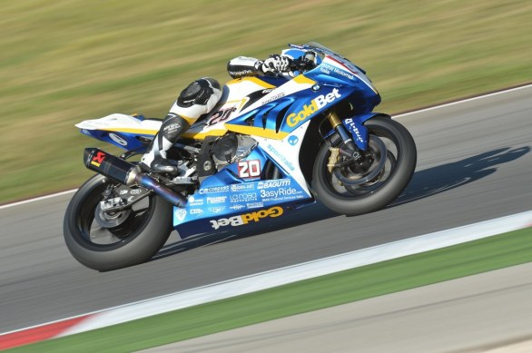Superstock 1000-600 2012 - Portimao