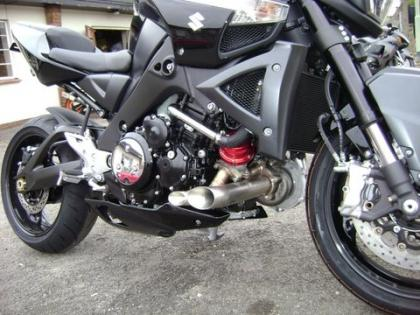 Suzuki B-King Turbo 450HP