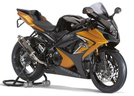 Suzuki GSX-R 1000 K8 Ultimate Edition