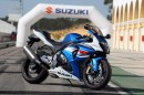 Suzuki GSX-R 1000 my 2012 in pista