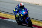 Suzuki MotoGP Test Team 2014