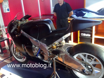 Team FB Corse - nuovo team MotoGP