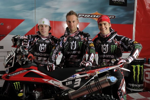 Team Husqvarna Enduro 2012