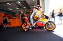 Team Repsol Honda Sepang Day 2