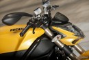 TEST Ducati Streefighter 848 2012 Modena