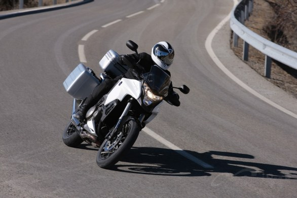 TEST Honda Crosstourer 1200 2012