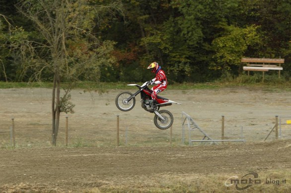 Test Husqvarna Cross 2012