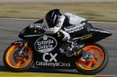 Test Moto2 e Moto3 Valencia Day 1