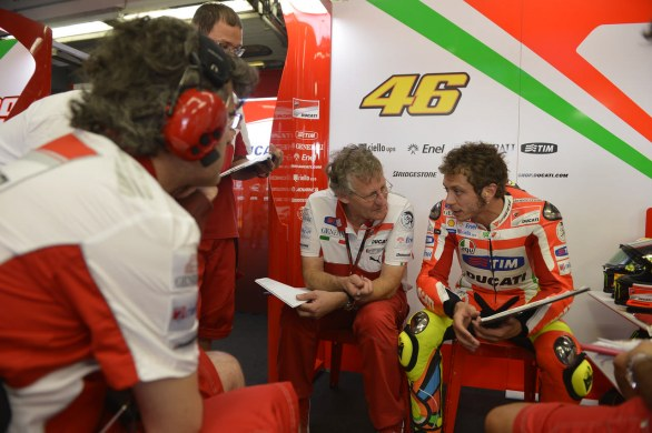 Test MotoGP Mugello