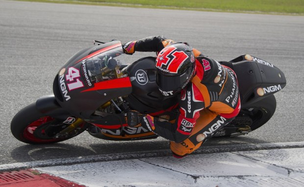 Test MotoGP Sepang 2014 - Day 2
