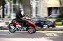 TEST Piaggio MP3 Yourban 2011