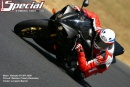 Test Yamaha YZF-R1 2009 ad Eastern Creek