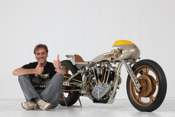 Thunderbike PainTTless vince l'AMD World Championship