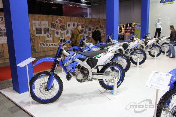 TM Racing all'Eicma 2010
