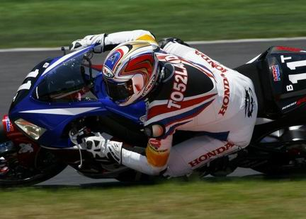 James Toseland Honda CBR 1000RR