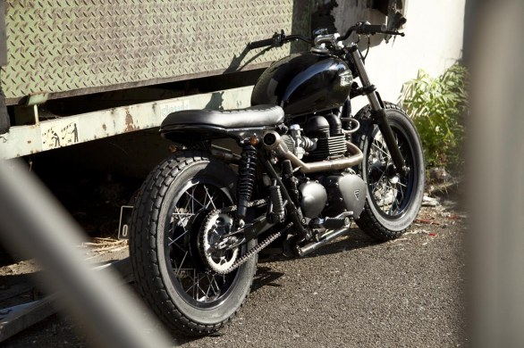 Triumph Bonneville by Cafe Racer Dream