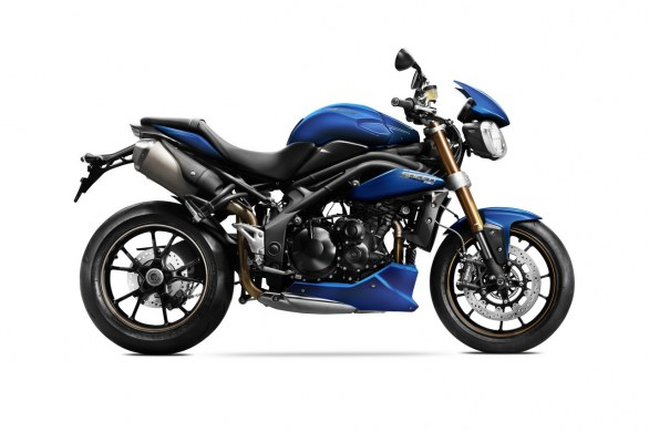 Triumph Speed Triple, Speed Triple R e Street Triple MY 2014