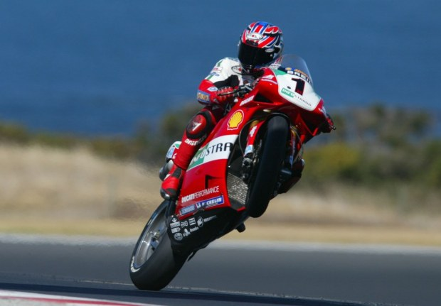 Troy Bayliss Story