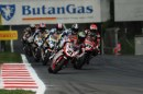 Troy Bayliss Tributo - Mondiale SBK 2008