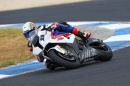 Troy Corser - BMW S 1000 RR a Phillip Island