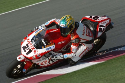 troy bayliss ducati qatar