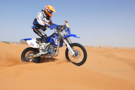 Tuareg Rally 2008