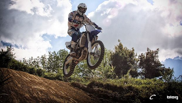 Yamaha YZ250F: il video-test di motoblog