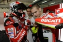 Valentino Rossi e Nicky Hayden a Sepang Day 1