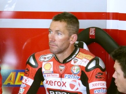 Troy Bayliss Vallelunga