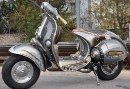 Vespa \\\'Guardian\\\' by Pulsar Projects