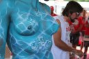 WDW 2012 Body Painting Part I