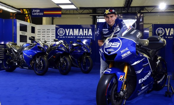 Yamaha Race Blu Series 2013