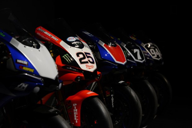 Yamaha Racing - Press Conference 2015