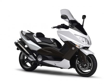 yamaha t max 500 white max 2010. Black Bedroom Furniture Sets. Home Design Ideas