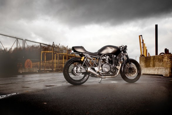 Yamaha Yard Built Special by Wrenchmonkees