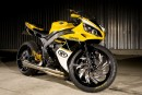 Nuova special by Roland Sands su base R1 2008